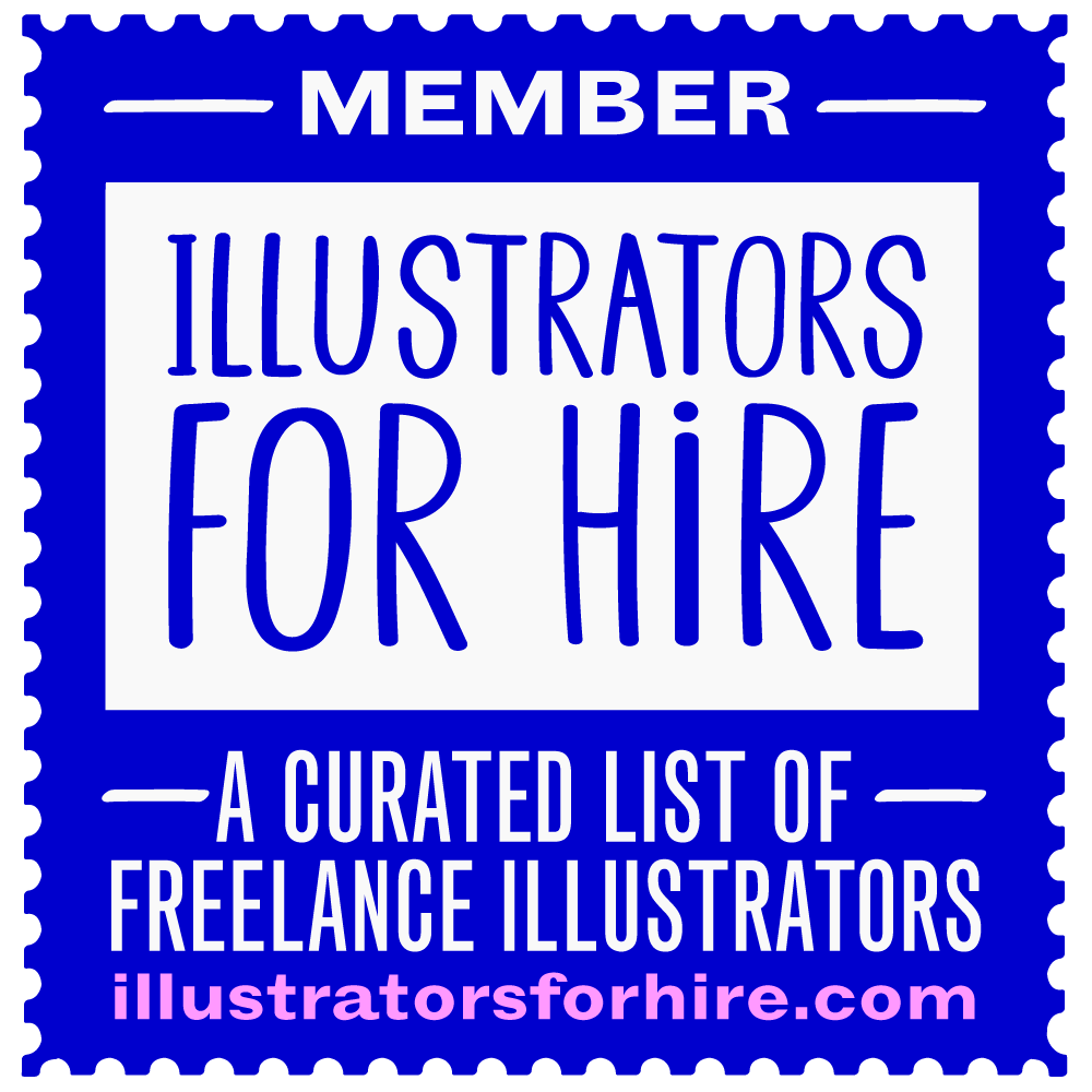 Illustrators for Hire