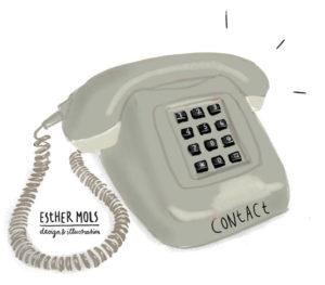 Call Esther Mols